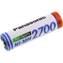 Panasonic tužková AA HR-3U 2700mAh NiMh originál (doprava zdarma u objednávek nad 1000 Kč!)