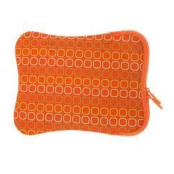 """pouzdro na notebook 10,2"""" (25,9cm) model 48 oranžová (doprava zdarma u objednávek nad 1000 Kč!)"""