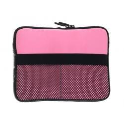 "pouzdro na notebook 9,7"" (24,6cm) model 19 růžová (doprava zdarma u objednávek nad 1000 Kč!)"