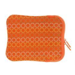 """pouzdro na notebook 9,7"""" (24,6cm) model 48 oranžová (doprava zdarma u objednávek nad 1000 Kč!)"""