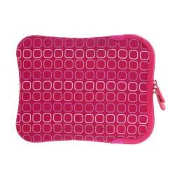 "pouzdro na notebook 9,7"" (24,6cm) model 48 růžová (doprava zdarma u objednávek nad 1000 Kč!)"