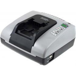 Powery nabíječka s USB pro Black & Decker akušroubovák HP186F4L (doprava zdarma!)