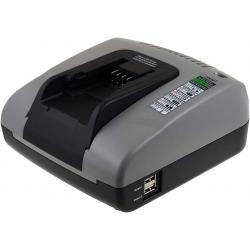 Powery nabíječka s USB pro Black&Decker šroubovák HP146F4LK 2000mAh (doprava zdarma!)