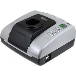 Powery nabíječka s USB pro Ryobi One+ sponkovačka-Klammergerät CNS-1801M (doprava zdarma!)