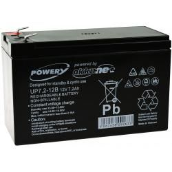 Powery náhradní baterie pro UPS APC Back-UPS BE550-GR (doprava zdarma u objednávek nad 1000 Kč!)