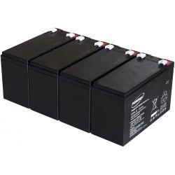 Powery náhradní baterie pro UPS APC RBC 24 9Ah 12V originál (doprava zdarma!)