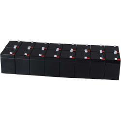 Powery náhradní baterie pro UPS APC Smart-UPS RT 6000 RM (doprava zdarma!)