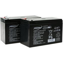 Powery náhradní baterie pro UPS APC Smart-UPS SC 1000 - 2U Rackmount/Tower (doprava zdarma!)