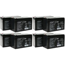Powery náhradní baterie pro UPS APC Smart-UPS XL 3000 RM 3U (doprava zdarma!)