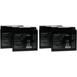 Powery náhradní baterie pro UPS APC Smart-UPS XL 3000 Tower/Rack Convertible (doprava zdarma!)