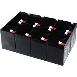 Powery náhradní baterie pro UPS APC Smart-UPS XL Modular 1500 Rackmount/Tower (doprava zdarma!)