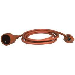 prodlužovací kabel - spojka 30m oranžový (doprava zdarma u objednávek nad 1000 Kč!)