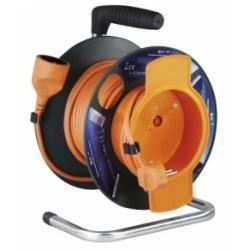 PVC prodlužovací kabel na bubnu - spojka 25m (doprava zdarma!)