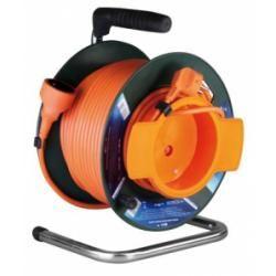 PVC prodlužovací kabel na bubnu - spojka 50m (doprava zdarma!)