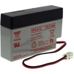 YUASA olověná baterie NP0.8-12 originál (doprava zdarma u objednávek nad 1000 Kč!)