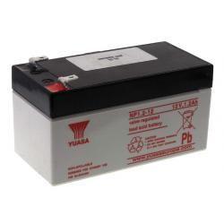 YUASA olověná baterie NP1.2-12 Vds originál (doprava zdarma u objednávek nad 1000 Kč!)
