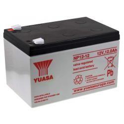 YUASA olověná baterie NP12-12 Vds originál (doprava zdarma u objednávek nad 1000 Kč!)