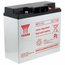 YUASA olověná baterie NP17-12I Vds originál (doprava zdarma!)