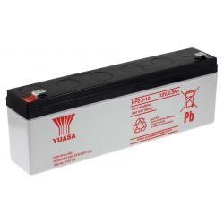 YUASA olověná baterie NP2.3-12 Vds originál (doprava zdarma u objednávek nad 1000 Kč!)