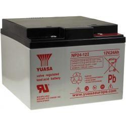YUASA olověná baterie NP24-12I Vds originál (doprava zdarma!)