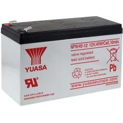 YUASA olověná baterie NPW45-12 originál (doprava zdarma u objednávek nad 1000 Kč!)
